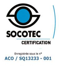 Attestation SOCOTEC fse