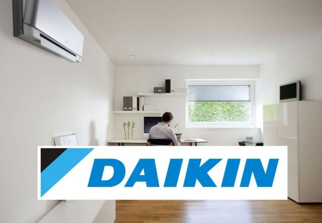 Climatiseur et pompe à chaleur Daikin