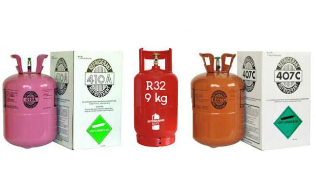 Les fluides réfrigérants ou frigorigènes