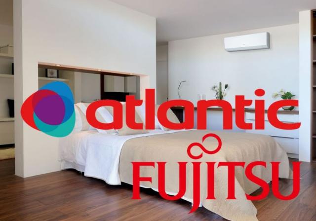 Climatisation et pompe à chaleur Atlantic Fujitsu