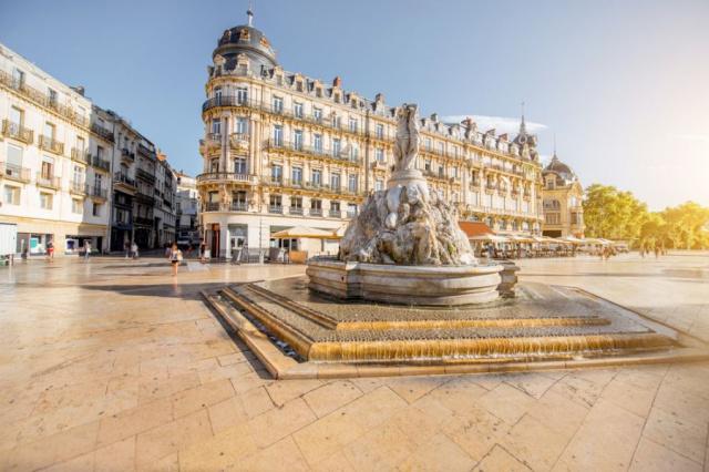 Le climat et la température à Montpellier