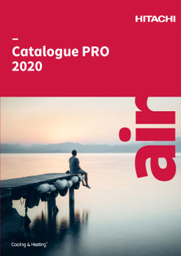 Catalogue Hitachi climatisation 2020