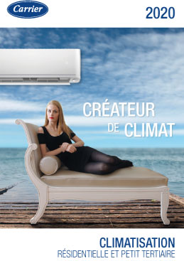 Catalogue carrier Climatisation 2020