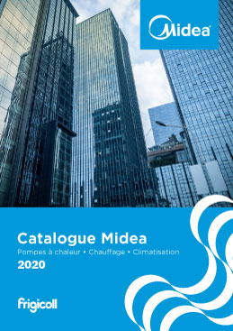 Catalogue Climatisation Midea France 2020