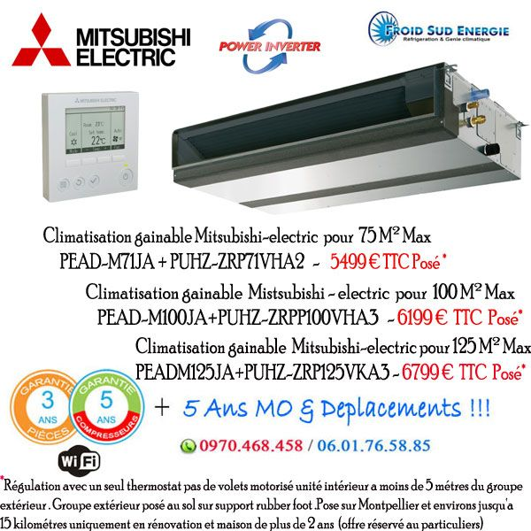 Gainables mitsubishi power inverter