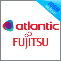Climatisation inverter Atlantic-fujitsu