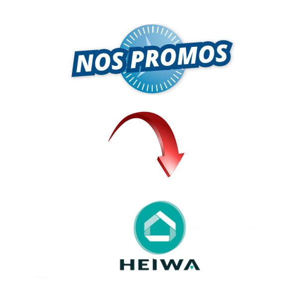 Promotions climatiseurs heiwa