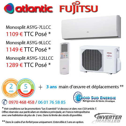 Atlantic ASYG promotion