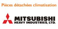 pieces clim mitsubishi heavy industrie